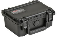 "iSeries Waterproof Case with Cubed Foam Interior, 8.5""x6""x3.75"""