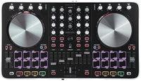 4-Track DJ Controller with Serato DJ Software