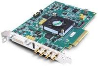 AJA Video Systems Inc KONA 4 4K Mac/PC PCIe Capture Card KONA4