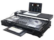 Black Label Series Flight Case with Gliding Laptop Platform for Pioneer DDJ-SZ & DDJ-SZ-N DJ Controllers