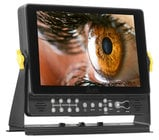 """ikan Corporation VX9w-1 9"""" Full HD Plus 3G-SDI Monitor with Scopes and Battery Plates"""