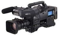 2/3 Type P2 Camcorder with AG-CVF15G Color LCD Viewfinder and Fujinon 16x Auto Focus Lens