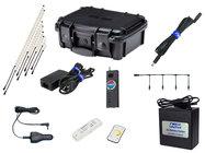 Rosco Laboratories 293220003000 RoscoLED Tape Pro Gaffer Kit - Tungsten (3000K)
