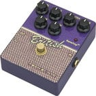 Tech 21 CS-BRIT.2  SansAmp Character Series British V2 Distortion/Overdrive Guitar Effect Pedal