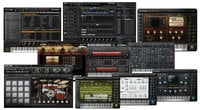 VST Software Instrument Bundle
