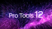 Avid ProTools 12 Music Production Software, Perpetual License - Download Card and iLok with 1-Year Upgrade/Support Plan