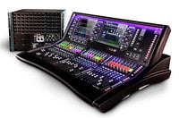 dLive S5000 Surface + DM48 Mix Rack