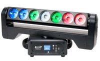 Elation Pro Lighting ACL 360 BAR 7x15W RGBW Quad LED Moving Bar Effect Luminaire