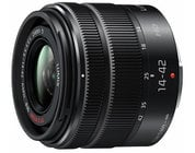 Panasonic H-FS1442AKA LUMIX G VARIO MEGA O.I.S 14-42mm F/3.5-5.6 II Micro Four Thirds Mirrorless System Camera Lens