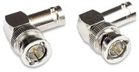 BNC Male to BNC Female Right-Angle Adapter for PIX-E Series
