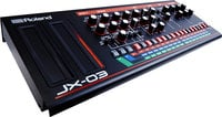 Roland Boutique Series 4-Voice JX Synthesizer Module with 16-Step Sequencer