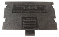 Black Battery Cover for WT-55