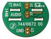 Shure 90A10671  Head-Main PCB for ULX2