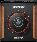 Waves OneKnob Driver Overdrive Plugin