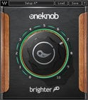 Waves OneKnob Brighter Treble Booster Plugin