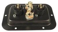 Yamaha Speaker Input Panel