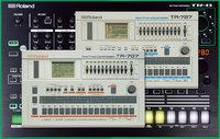Roland 7X7-TR8 TR8 Drum Machine Expansion Plug-in Software