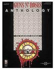 Hal Leonard Guns N' Roses Anthology Guitar Tablature Book 02501242