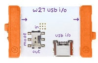 Littlebits USB I/O Module I/O Module for Synth Kit