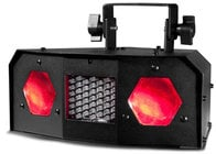 ADJ Dual Gem Pulse IR Moonflower/Strobe Light Effect LED Fixture