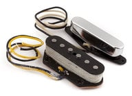 Set of Single-Coil Neck and Bridge Pickups for Fender Telecaster