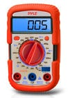 Digital Multimeter with Protective Rubber Case