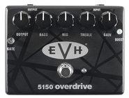 MXR Pedals EVH-5150-OVERDRIVE EVH 5150 Overdrive Eddie Van Halen Signature Overdrive Pedal