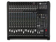16 Channel Mixing Console with Effects