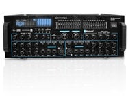 Technical Pro MM3000 8-Channel Microphone Mixing Amplifier w/Bluetooth