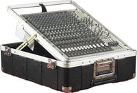 12RU ATA Pop-Up Mixer Case