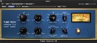 Compressor Plugin Software, Virtual Version