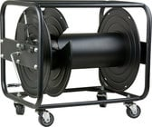 TecNec JackReel-XL1 High-Capacity Cable Reel for Broadcast and Fiber Optic Cable