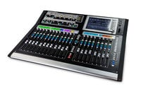 Allen & Heath GLD-80 [PROMO MODEL] Digital Mixer with 20 Faders and 48 Input Processing Channels, Chrome Edition