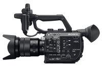 4K XDCAM Super 35mm Camera with Lens