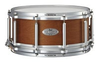 with Satin Mahogany on Maple Finish