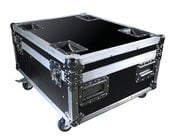 Blizzard Lighting RokBox Case 8 Heavy Duty Case for 8 RokBox LED Par Fixtures ROKBOX-CASE-8