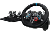 Logitech G29 Driving Force Racing Wheel for Sony PS3/PS4