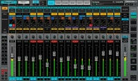 64-Channel Live Digital Mixing Software & Hardware Package with DiGiGrid MGO Interface and SoundGrid Extreme Server