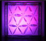 "Odyssey SWDT19WHT  19"" Scrim Werks Triangle Decore Panels"