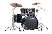 4-Piece Shell Kit, Blue Nebula Blaze Finish