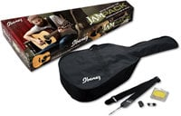 Ibanez IJD100S  JAMPACK Acoustic Guitar Package IJD100S
