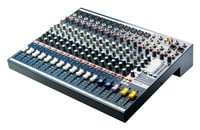Soundcraft EFX12 12-Channel Mixer with Onboard Lexicon Effects Processor