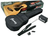 Ibanez IJVC50  JAMPACK Acoustic Guitar Package