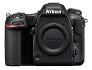 Nikon D500 20.9MP DX-Format DSLR with 4K - Body Only