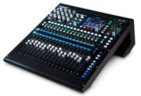 Allen & Heath Qu-16C Qu Series Chrome Edition 22-in/12-out Rackmountable Digital Mixer