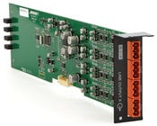 Bose 638299-0010  4 Channel Line Output Card