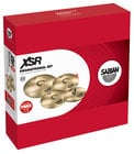 "Sabian XSR Performance Set Cymbal Pack with 14"" XSR Hi-Hats, 16"" Fast Crash, 20"" Ride"