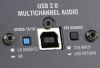 Allen & Heath WZ4-USB Interface 2.0 USB MultiChannel