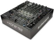 Xone XONE-92-SLIDER Xone:92 Mixer 4 Channel DJ Mixer with VCA Faders