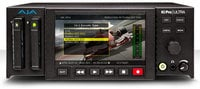 AJA Video Systems Inc Player Monitor 4K/UltraHD and 2K/HD Recorder/Player with 4K 60p Support KI-PRO-ULTRA